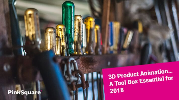 3d product animation toolbox essentials 2018
