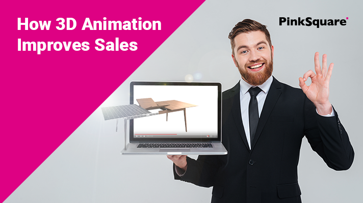 how 3d animation improves sales
