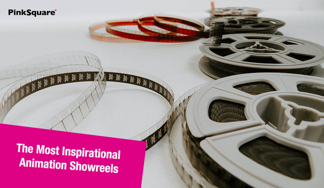 The Most Inspirational Animation Showreels