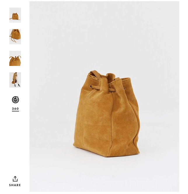 asos 360 product photography