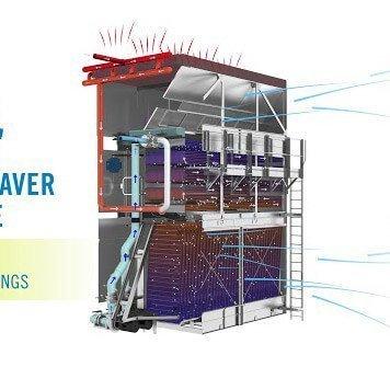 BAC – HXV Hybrid Cooler