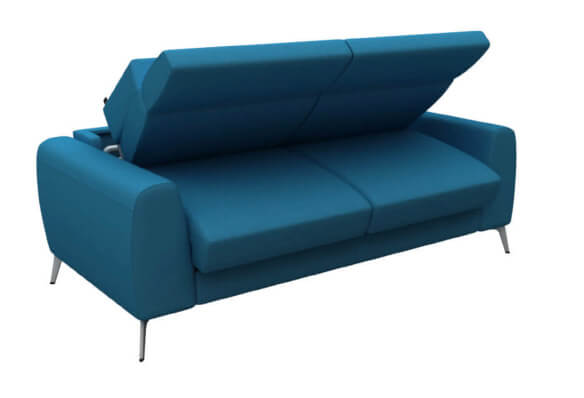 folding sofa-cum bed