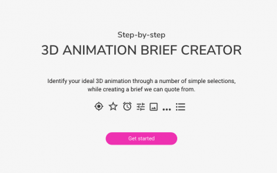 PinkSquare's Step by Step 3D Animation Brief Creator Can Make Your Life Easier